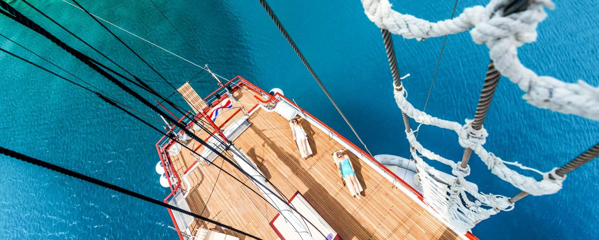 Cabin Charter Cruises Croatia