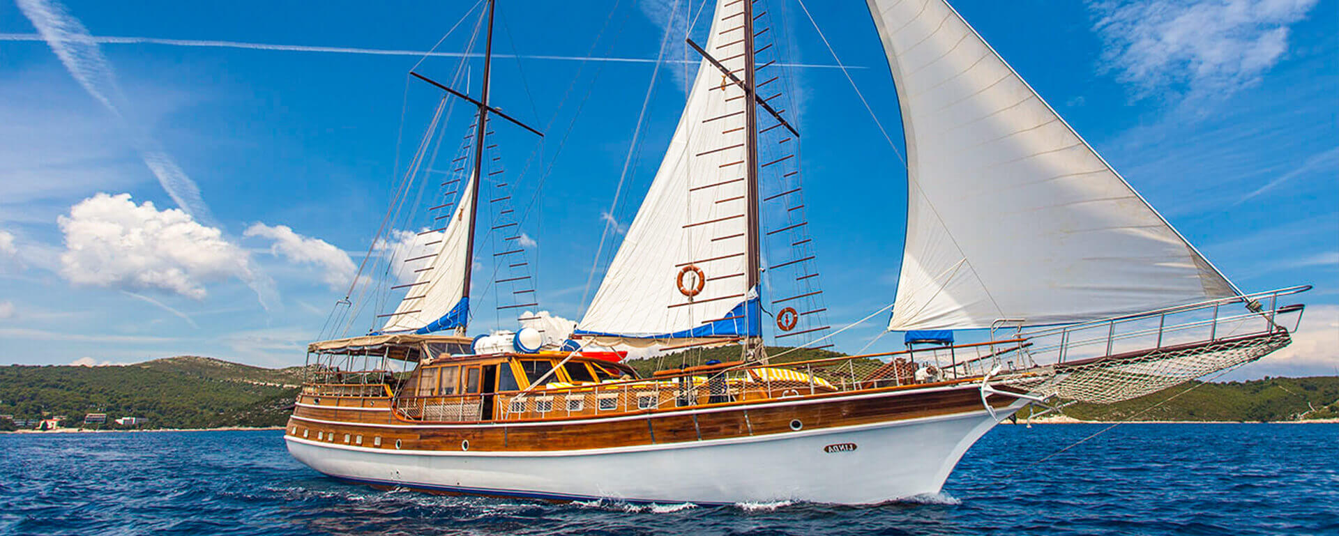 Corsario Luxury Sailing Yacht