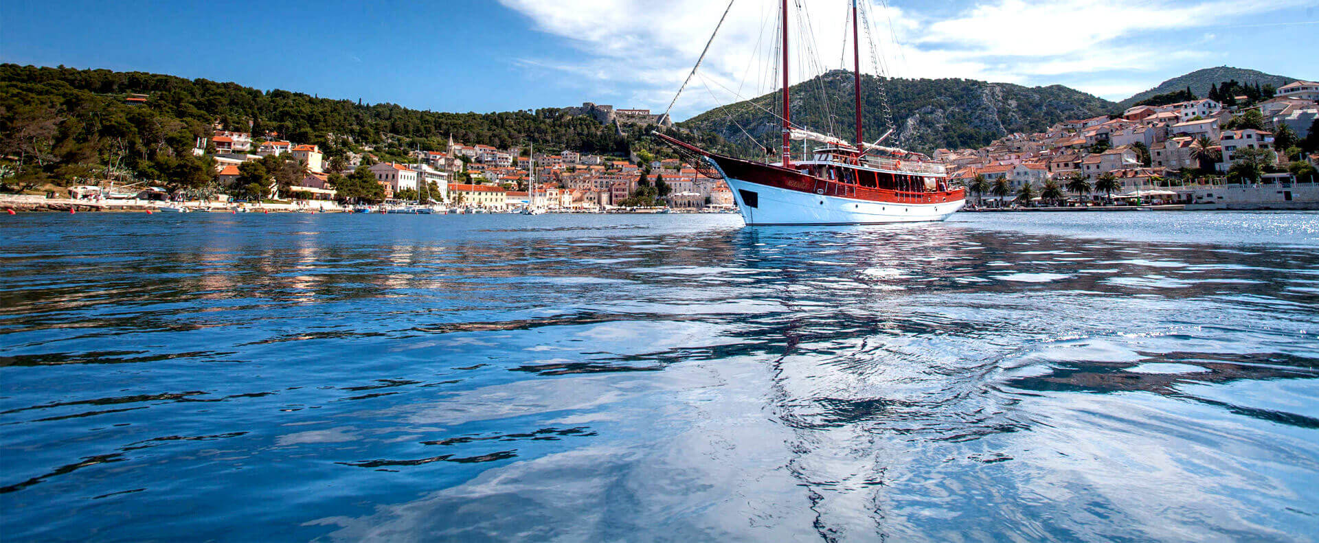Spend Your Holidays Sailing on a Boat in Croatia