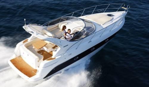 Sessa C35 Motor Yacht Croatia 1