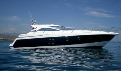 Sessa C52 Motor Yachts Croatia 16