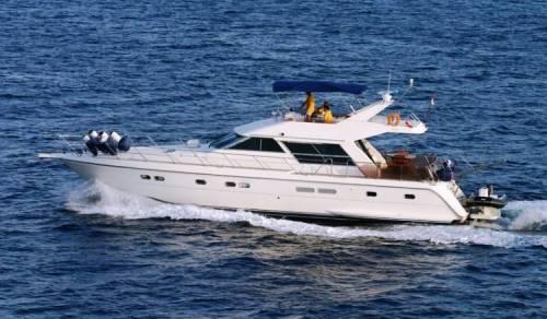 Yaretti 2110 Charter Motor Yachts Croatia 19