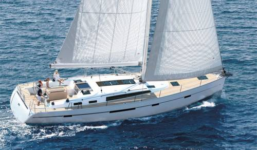 Bavaria 56 Cruiser Sailing Boat Charter Croatia 2