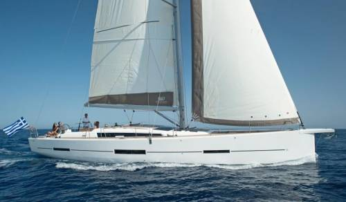 Dufour 560 Grand Large Charter in Croatia 1