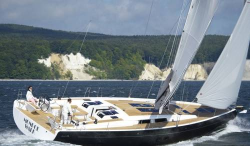 Charter In Croatia Hanse 575