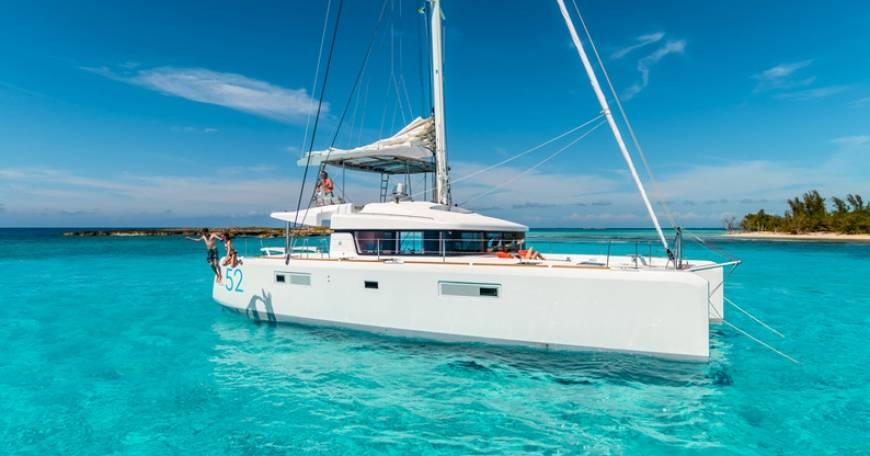 Noleggio Catamarano Lagoon 52