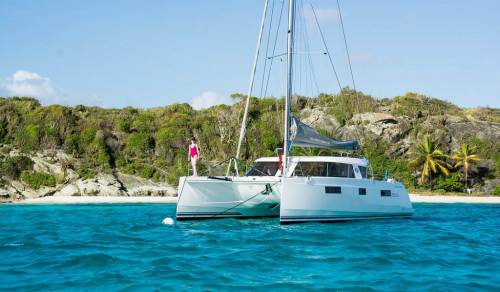 Catamaran Nautitech 40 Open Charter In Croatia