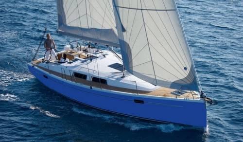 Hanse 415 sailing boat charter Croatia