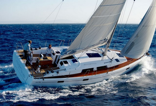 Hanse 415 - Sailing boat for rent with Charter in Croatia