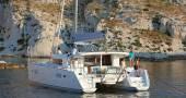 Lagoon 400 Charter Croazia