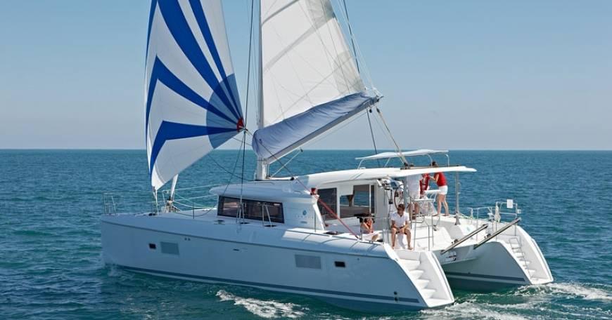 Catamarano Lagoon 421 Catamarano Noleggio Croazia