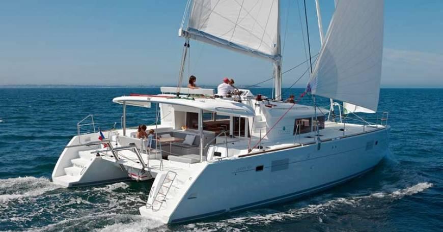 Noleggio Catamarano Croazia Lagoon 450
