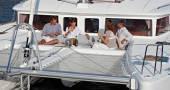 Charter Catamaran Lagoon 450