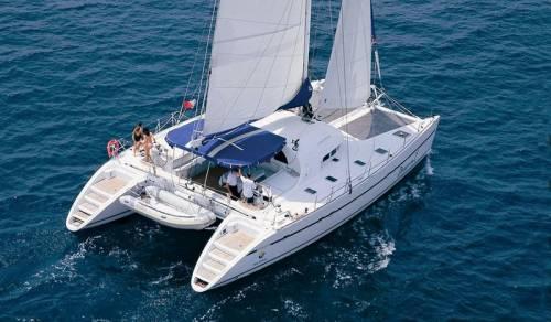 Catamaran Lagoon 570 Catamaran Charter Croatia