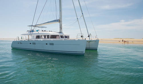 Catamaran Lagoon 620 Charter Croatia