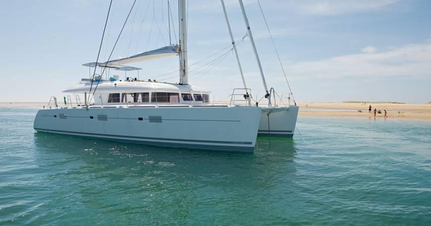Catamarano Lagoon 620 Charter Croazia