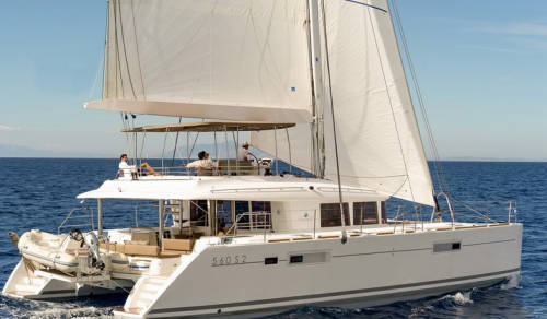 Catamaran Lagoon 560 S2 For Charter In Croatia
