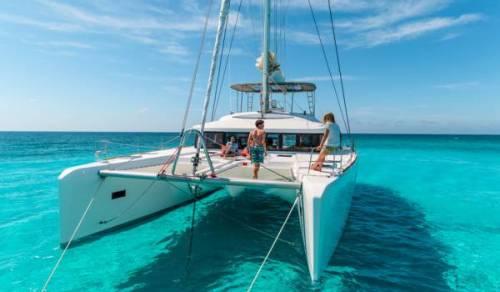 Catamaran charter Croatia