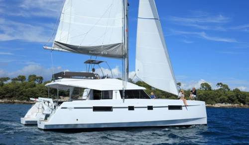 Catamaran Nautitech 46 Fly - Catamaran for sailing in Croatia