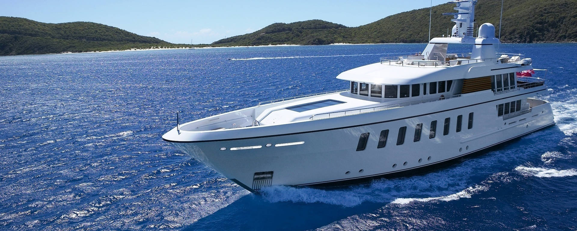 Luxury Yacht Rent In Croatia