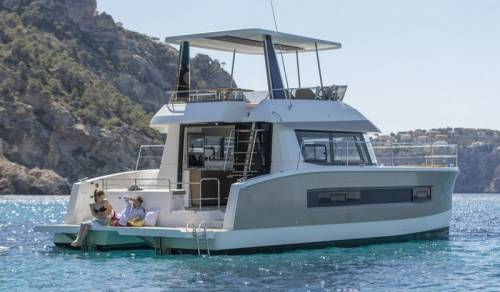 Catamaran Fountaine Pajot MY 37 Charter Catamaran Croatia