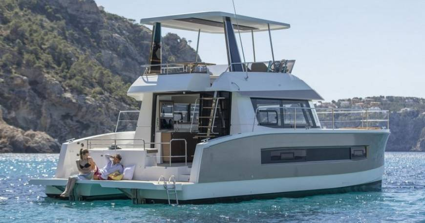 Catamarano Fountaine Pajot MY 37 Noleggio Catamarano Croazia