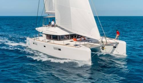 Lagoon 52 Catamaran Charter Croatia
