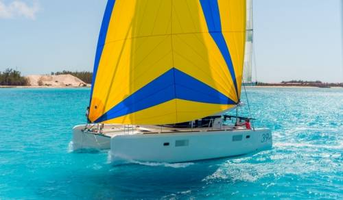 Catamaran Lagoon 39 Catamaran Charter in Croatia
