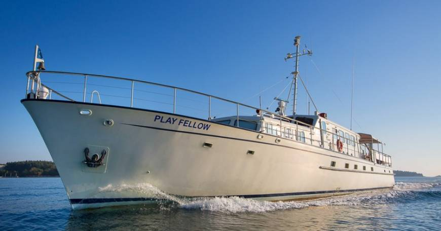 MY Play Fellow Cruising Yacht Charter Croatia