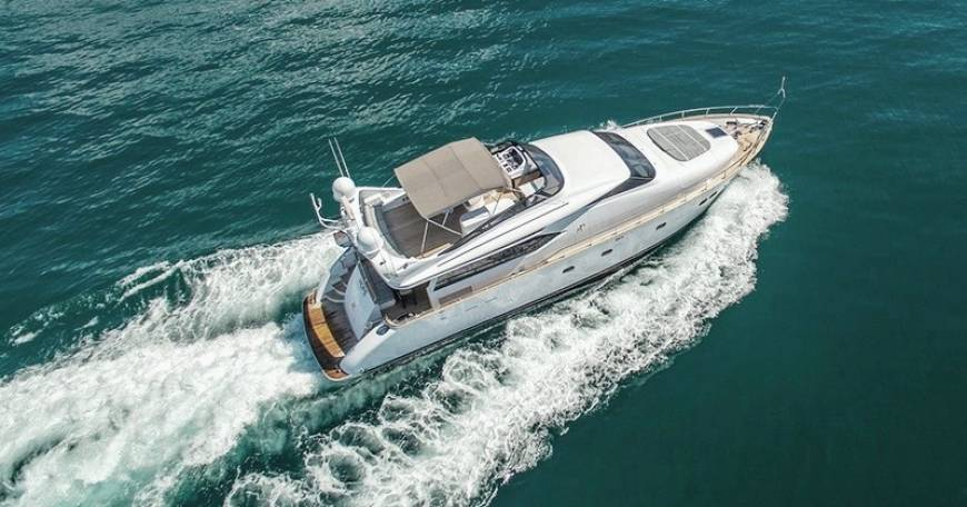 Luxury Yacht Maiora 20S for Yacht Charter in Croatia