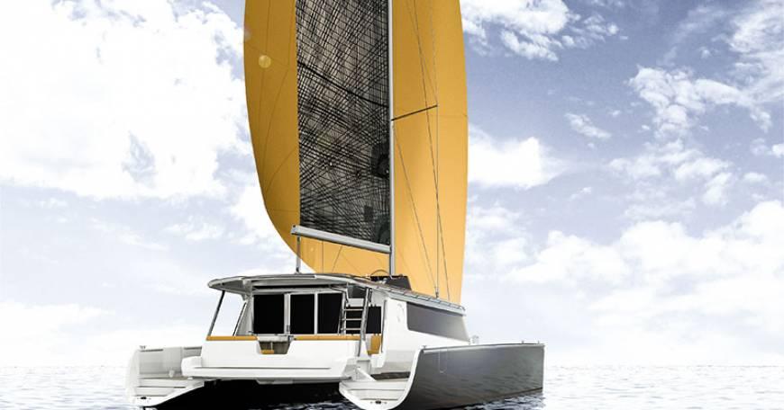Catamaran charter Croatia - Futura 49
