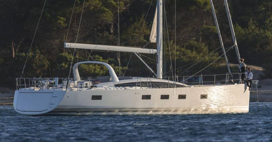 Sailing boat Jeanneau 64 for charter in Croatia