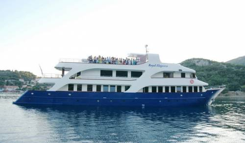 Small ship cruises Croatia - Royal Eleganza