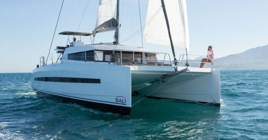 Catamaran Bali 4.5 - Charter in Croatia