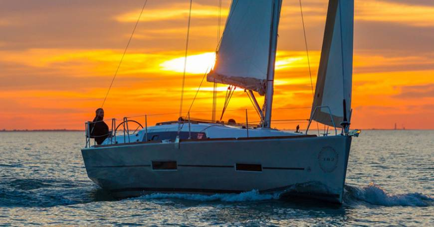 Dufour 382 Grand Large - Charter In Croatia