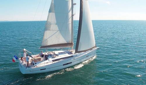 Dufour 512 Grand Large - Charter In Croatia