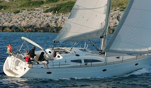 Elan 434 Impression - Charter in Croazia