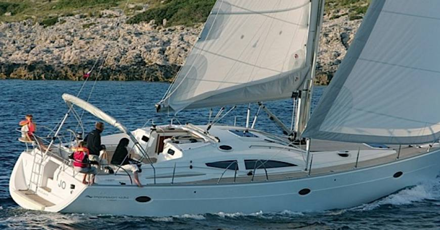 Elan 434 Impression - Charter in Croatia