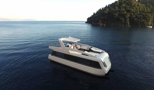 Overblue 44 Yacht Charter Croatia