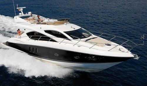 Sunseeker Manhattan 52 Noleggio Yacht Croazia