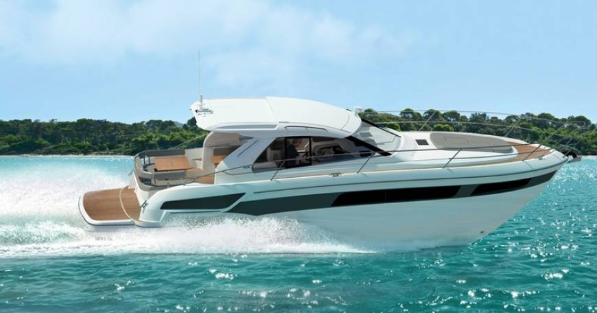 Bavaria 400 Coupe Boat Charter Croatia