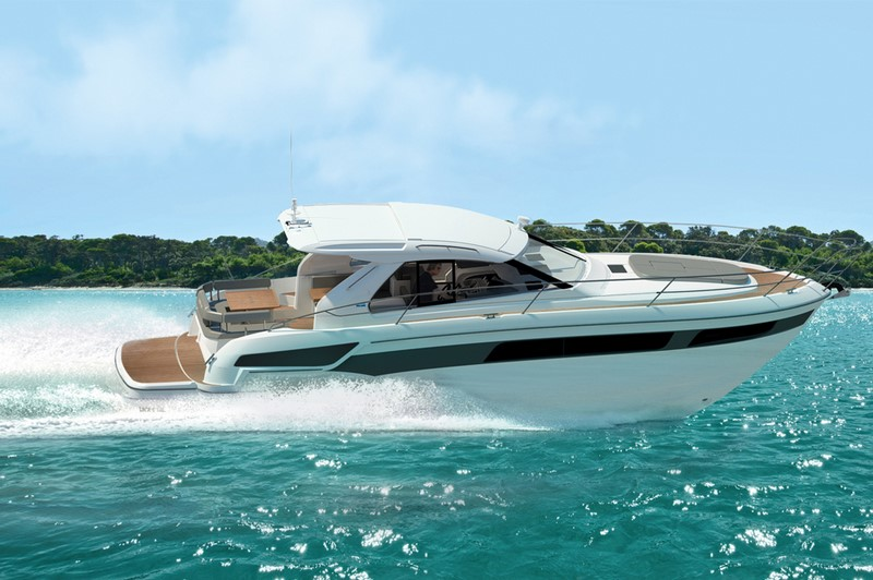Bavaria 400 coupe boat for charter in croatia for Motor yacht charter croatia
