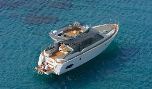 Bavaria E40 Fly Yacht charter Croatia