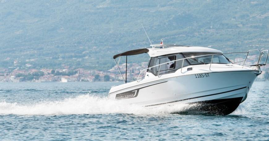 Merry Fisher 795 Boat for charter in Croatia