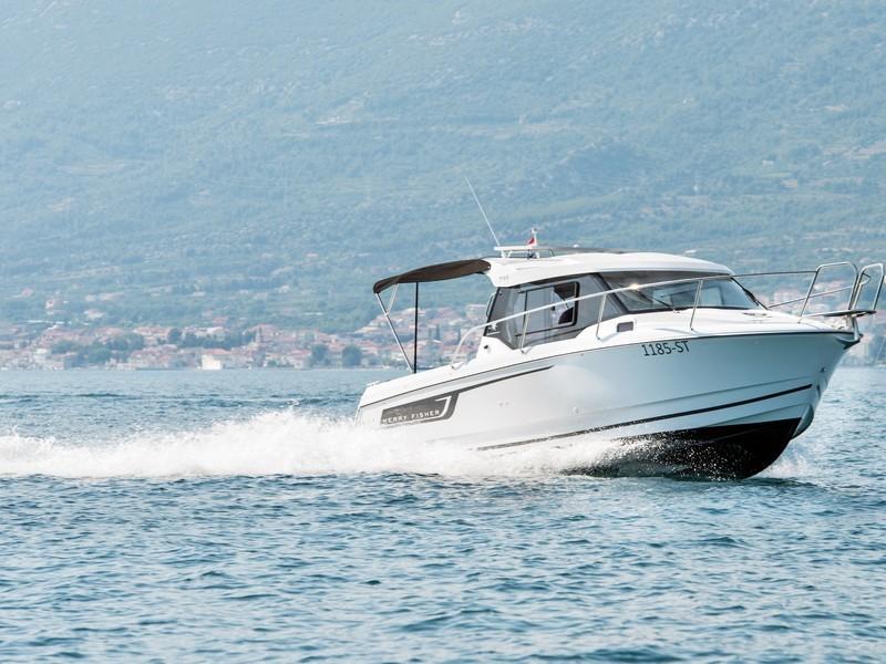 Merry fisher 795 boats for charter in croatia for Motor yacht charter croatia