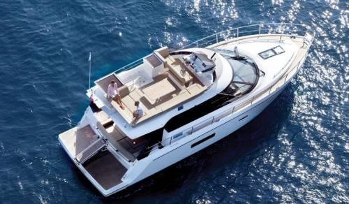 Sealine F450 Yacht charter in Croatia