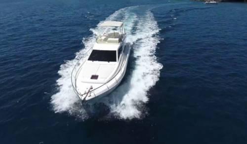 Ferretti 530 Yacht charter in Croatia