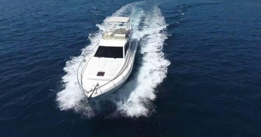 Ferretti 530 Noleggio barche Croazia