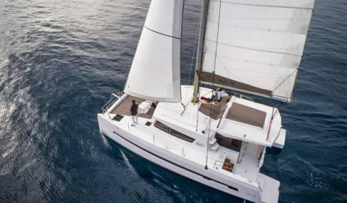 Catamaran Bali 4.0 - Catamaran charter Croatia