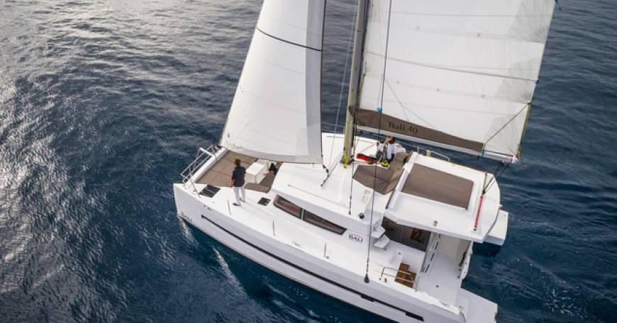 Catamarano Bali 4.0 - Noleggio catamarano Croazia